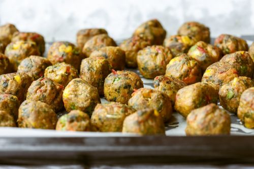 food balls